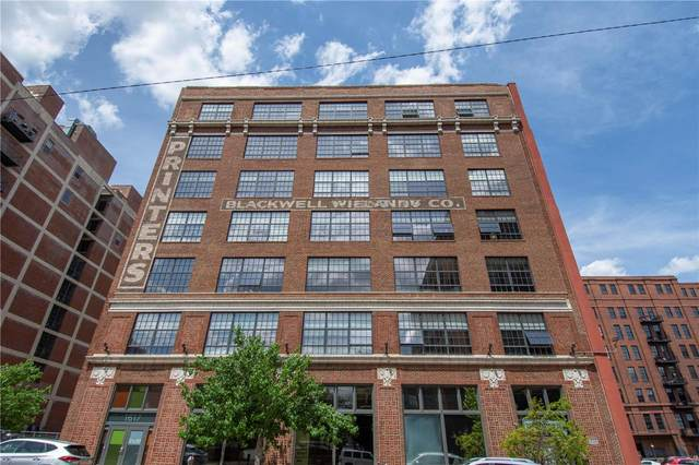 1611 Locust #301, St Louis, MO 63103 (#20020003) :: The Becky O'Neill Power Home Selling Team