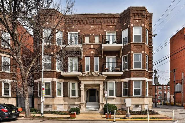 226 N Boyle Avenue 3S, St Louis, MO 63108 (#20020025) :: Clarity Street Realty