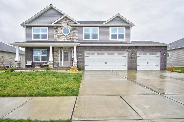 2511 Welsch Drive, Shiloh, IL 62221 (#20020041) :: Clarity Street Realty