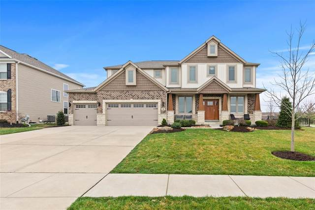 100 Oakhurst Drive, O'Fallon, MO 63368 (#20020044) :: Kelly Hager Group | TdD Premier Real Estate