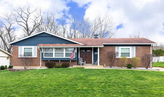 5533 Greenton, St Louis, MO 63128 (#20020072) :: Sue Martin Team