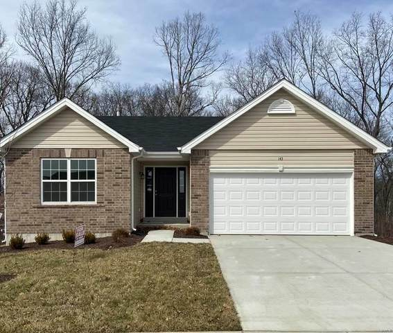 143 Brookview Way, O'Fallon, MO 63366 (#20020074) :: St. Louis Finest Homes Realty Group
