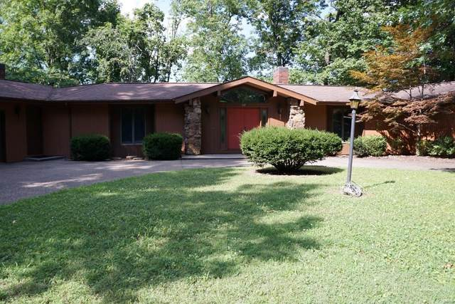 43 Lakeshore Court, CARBONDALE, IL 62901 (#20020077) :: The Becky O'Neill Power Home Selling Team