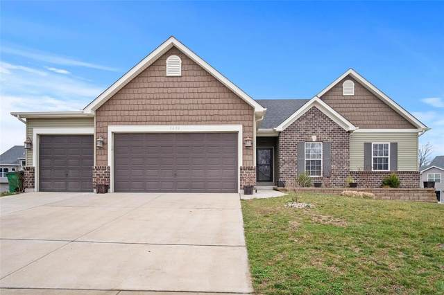 1232 Sonoma, Pacific, MO 63069 (#20020078) :: Clarity Street Realty