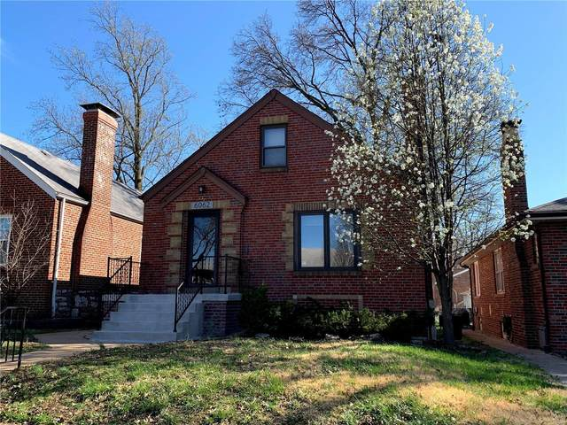 6062 Sutherland Avenue, St Louis, MO 63109 (#20020101) :: Clarity Street Realty