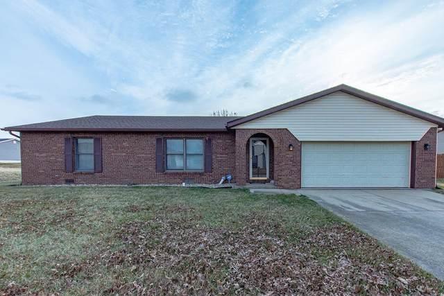 848 Fox Glenn Lane, Belleville, IL 62221 (#20020107) :: Kelly Hager Group   TdD Premier Real Estate