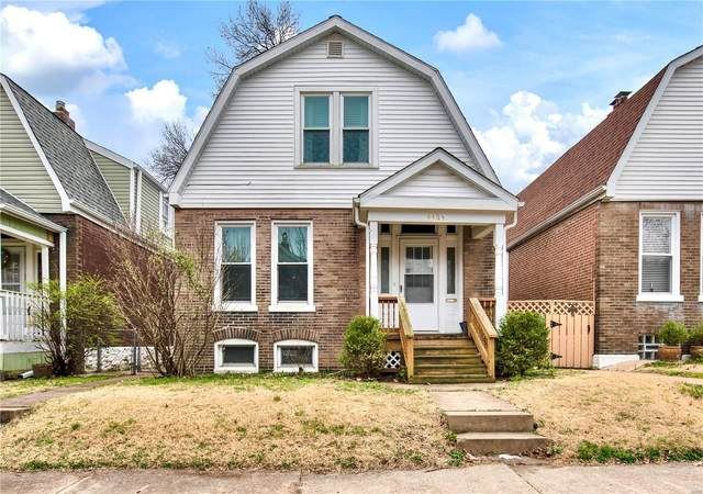 4464 Wilcox Avenue, St Louis, MO 63116 (#20020118) :: Clarity Street Realty