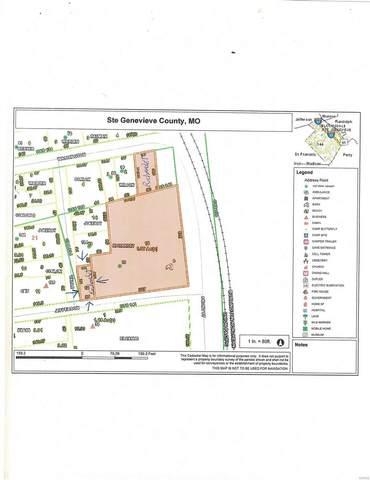 12 Jefferson Street, Ste Genevieve, MO 63670 (#20020123) :: RE/MAX Vision