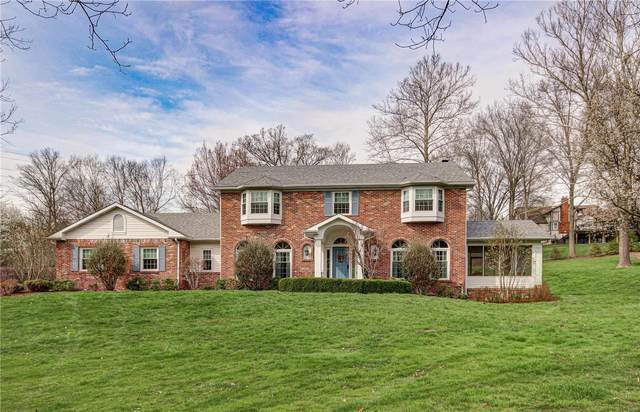 1707 Mason Knoll Road, St Louis, MO 63131 (#20020141) :: Kelly Hager Group | TdD Premier Real Estate