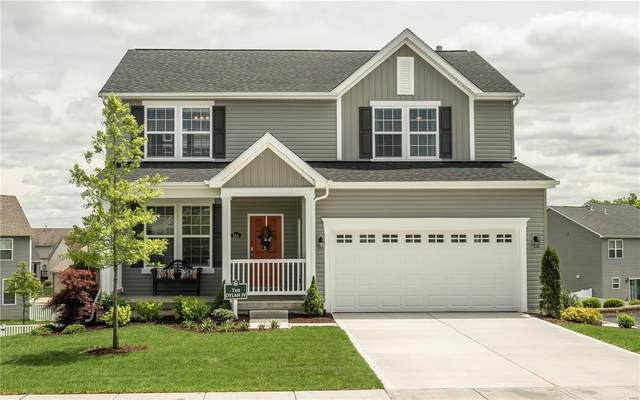 144 Huntleigh Drive, Wentzville, MO 63385 (#20020142) :: Parson Realty Group