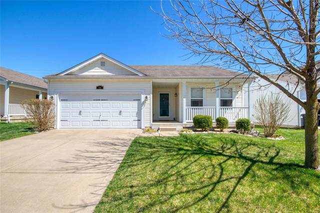 26 Bedford Way, Wentzville, MO 63385 (#20020165) :: Clarity Street Realty