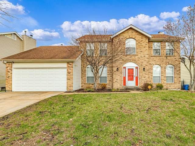 3022 Willow Creek Estates Drive, Florissant, MO 63031 (#20020248) :: Clarity Street Realty