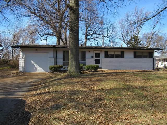 947 N Elizabeth Avenue, St Louis, MO 63135 (#20020260) :: Clarity Street Realty