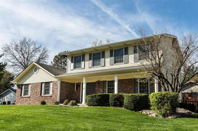 2801 Kristopher Bend, Saint Charles, MO 63303 (#20020282) :: Clarity Street Realty