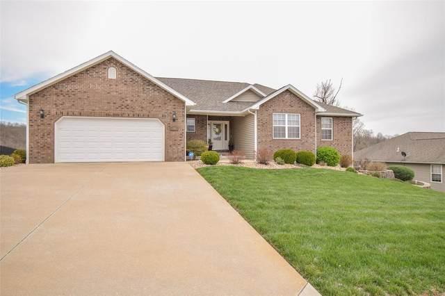 160 Ridgeview Drive, Saint Robert, MO 65584 (#20020286) :: Matt Smith Real Estate Group