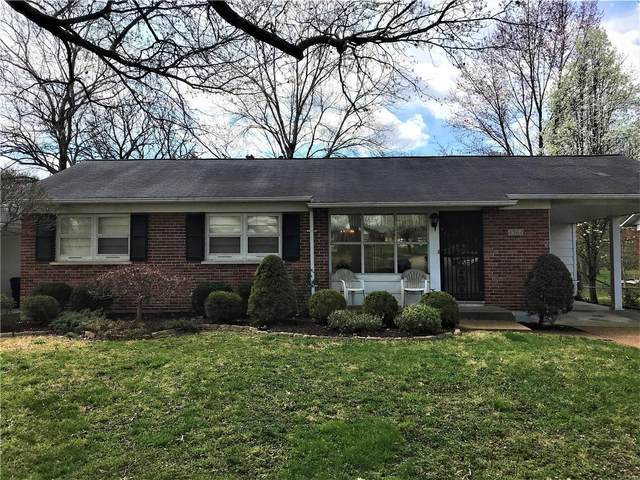 4362 Big Chief Drive, St Louis, MO 63123 (#20020328) :: Clarity Street Realty