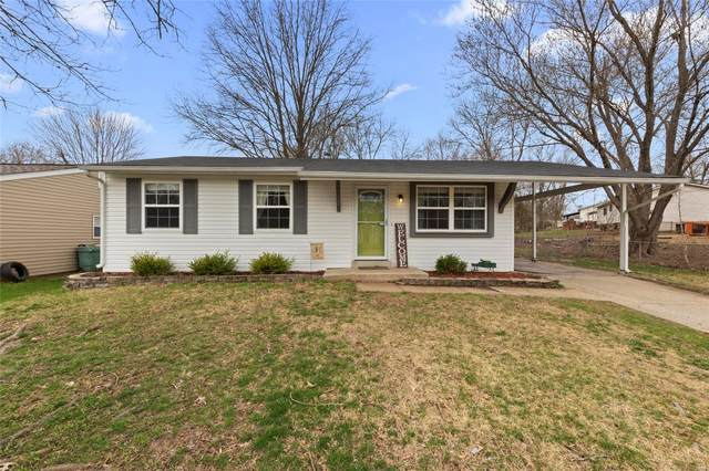 1343 Ramona Lane, Saint Charles, MO 63304 (#20020341) :: Kelly Hager Group   TdD Premier Real Estate