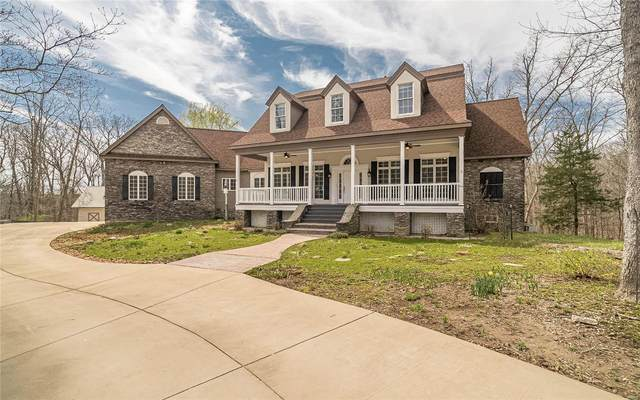 2141 Meadow Valley, Innsbrook, MO 63390 (#20020349) :: St. Louis Finest Homes Realty Group