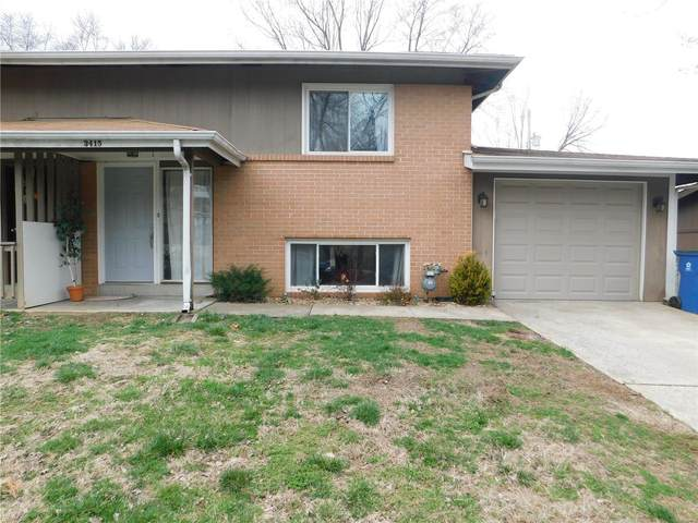 3415 Elm St Drive, Saint Charles, MO 63301 (#20020355) :: Barrett Realty Group