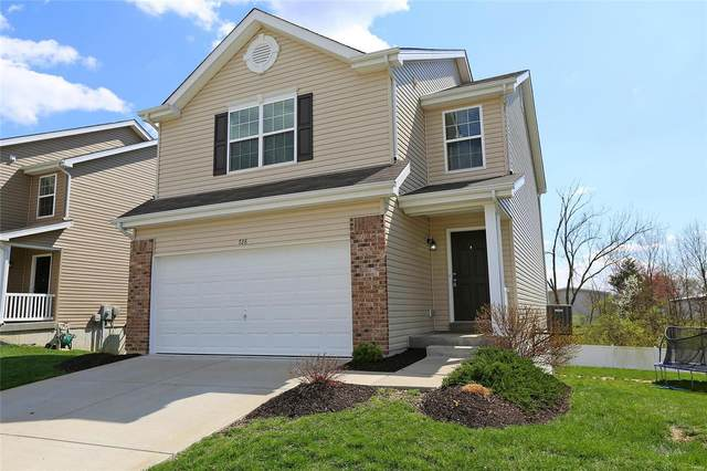 728 English Ivy, O'Fallon, MO 63368 (#20020445) :: Parson Realty Group