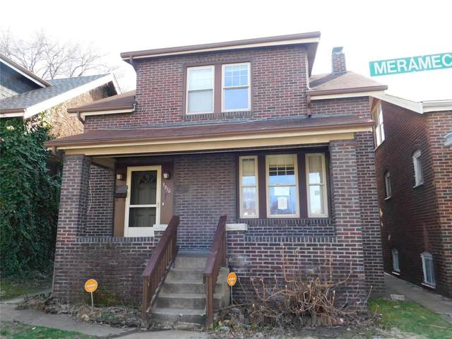 3816 Meramec Street, St Louis, MO 63116 (#20020465) :: Kelly Hager Group | TdD Premier Real Estate