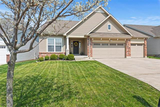 197 Berry Manor Circle, Saint Peters, MO 63376 (#20020478) :: Parson Realty Group