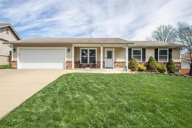 76 Crescent Hills Drive, Saint Peters, MO 63376 (#20020500) :: RE/MAX Vision