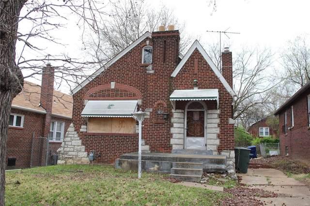 5852 Pamplin Avenue, St Louis, MO 63147 (#20020503) :: Sue Martin Team
