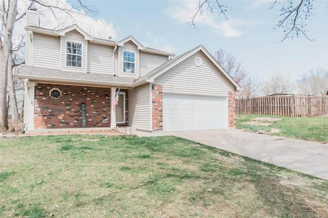 3 Whispering Leaf Court, O'Fallon, MO 63366 (#20020506) :: Parson Realty Group