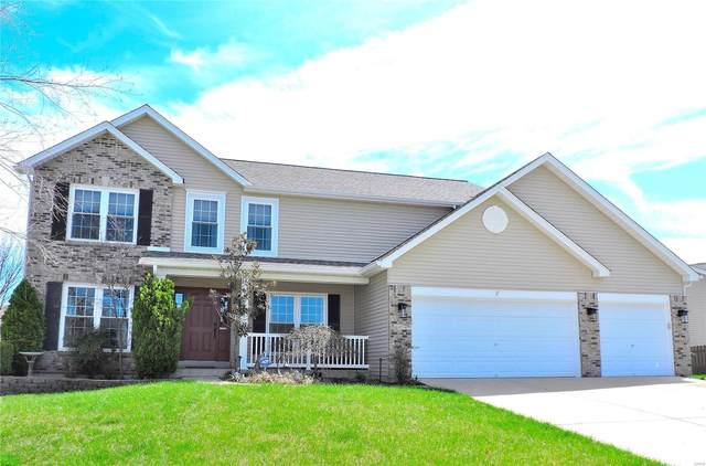 1208 Windward Ridge Drive, O'Fallon, MO 63366 (#20020544) :: Clarity Street Realty