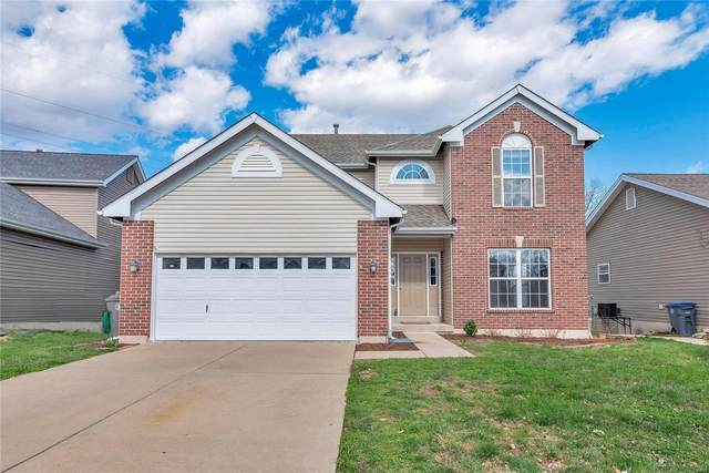 999 Tilestone Drive, O'Fallon, MO 63366 (#20020561) :: Kelly Hager Group | TdD Premier Real Estate