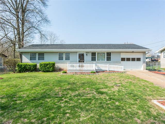 2159 Dudler Drive, Arnold, MO 63010 (#20020571) :: The Becky O'Neill Power Home Selling Team
