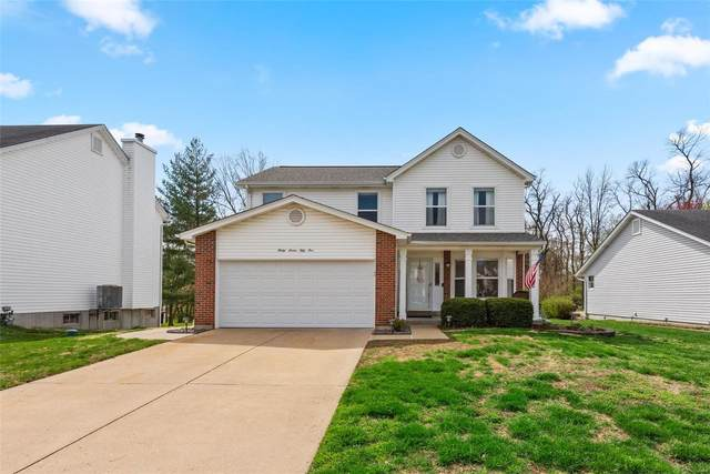 3755 Olsney Drive, Saint Charles, MO 63303 (#20020584) :: The Becky O'Neill Power Home Selling Team