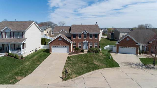12 Beacon Trail Court, O'Fallon, MO 63366 (#20020599) :: Parson Realty Group