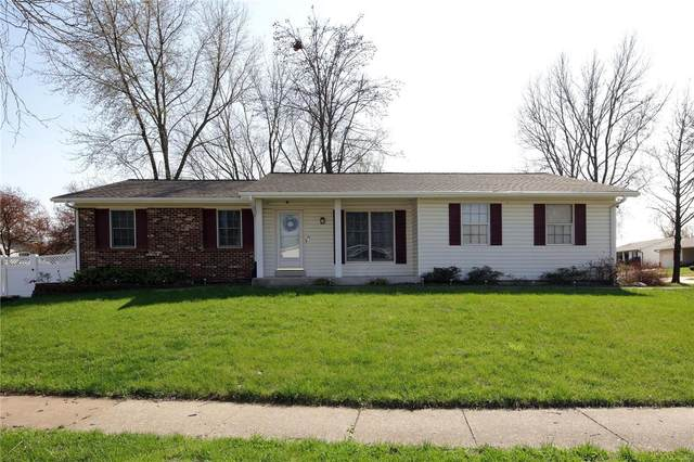 1072 Dividend Park Drive, Florissant, MO 63031 (#20020608) :: Clarity Street Realty