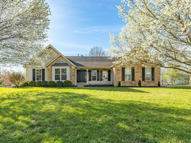 5885 Canterfield, Weldon Spring, MO 63304 (#20020660) :: Parson Realty Group
