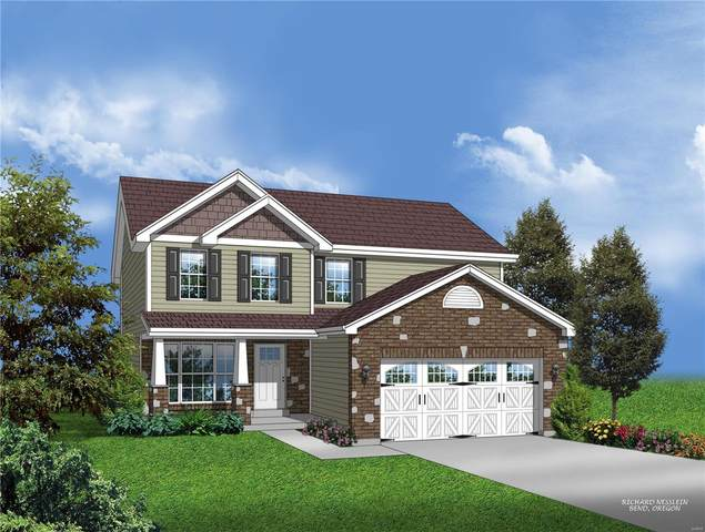 108 Tbb Wilson Creek Drive, Shiloh, IL 62221 (#20020682) :: Clarity Street Realty