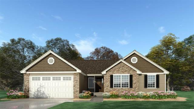 130 Tbb Shiloh Ridge Drive, Shiloh, IL 62221 (#20020694) :: Matt Smith Real Estate Group