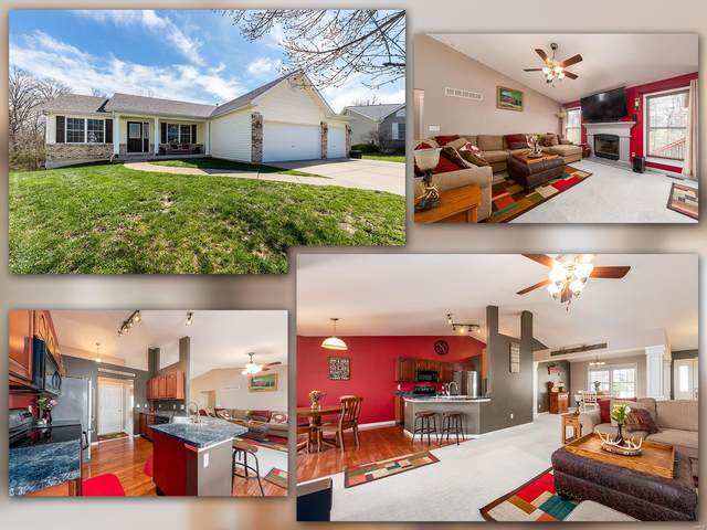 2839 Grand Slam Drive, O'Fallon, MO 63366 (#20020701) :: Kelly Hager Group | TdD Premier Real Estate