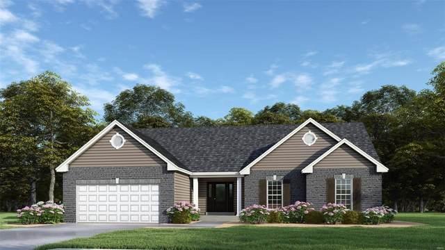 318 Tbb Ganim Drive, Shiloh, IL 62221 (#20020708) :: Fusion Realty, LLC