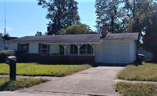 607 E Cindy Street, CARBONDALE, IL 62901 (#20020737) :: Clarity Street Realty