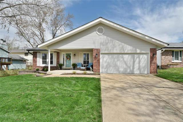 507 Shepards Crossing, Ballwin, MO 63021 (#20020747) :: RE/MAX Vision