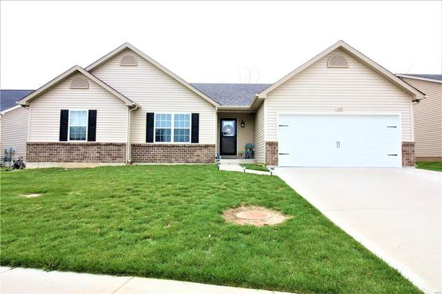 122 Intrepid Avenue, Wentzville, MO 63385 (#20020749) :: Clarity Street Realty