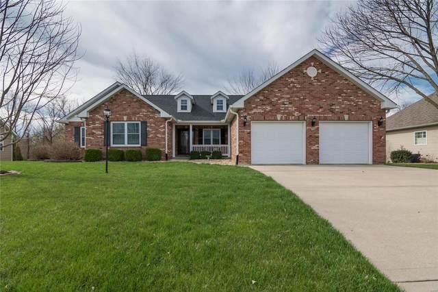 1121 Oak Lane, Maryville, IL 62062 (#20020790) :: Hartmann Realtors Inc.