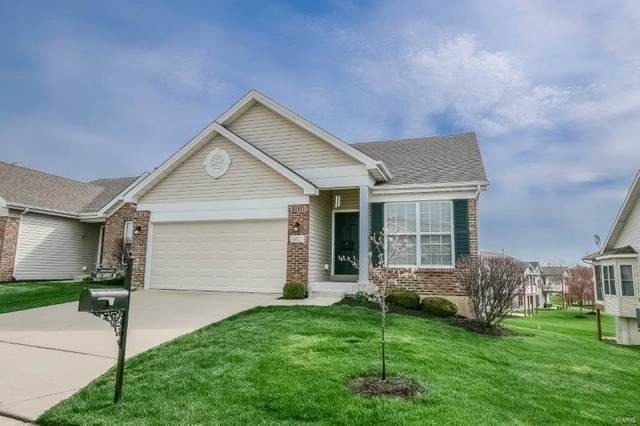 1412 Garnet Dr, O'Fallon, MO 63366 (#20020812) :: Kelly Hager Group | TdD Premier Real Estate