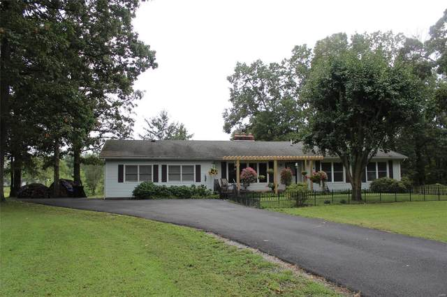 21044 Shawneetown Road, THOMPSONVILLE, IL 62890 (#20020834) :: Parson Realty Group