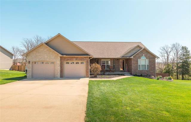 131 Highland Woods, Waynesville, MO 65583 (#20020845) :: Realty Executives, Fort Leonard Wood LLC