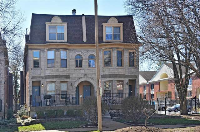 4318 Maryland Avenue A4, St Louis, MO 63108 (#20020876) :: Matt Smith Real Estate Group