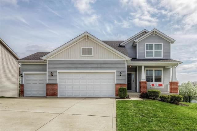 1041 Durham Garden Drive, Dardenne Prairie, MO 63368 (#20020881) :: Kelly Hager Group | TdD Premier Real Estate