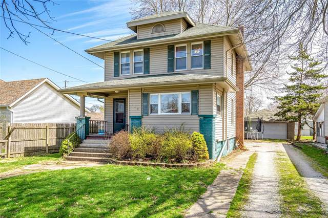 810 S State Street, LITCHFIELD, IL 62056 (#20020884) :: Clarity Street Realty